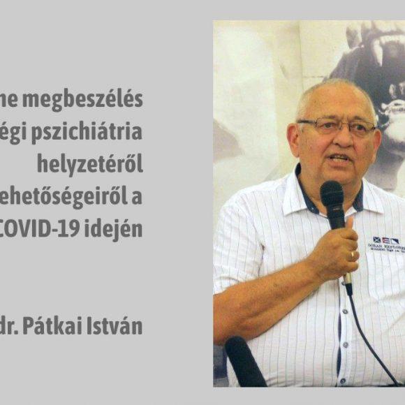 On-line megbeszélés a közösségi pszichiátria helyzetéről – lehetőségeiről a COVID-19 idején